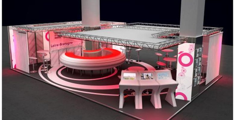 Aménager un stand d'exposition : comment choisir le système d'éclairage ?