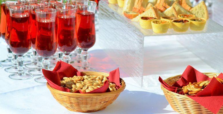 Des astuces pour organiser une réception